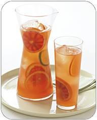 Brasserie Sixty6 Blood Orange Iced Tea