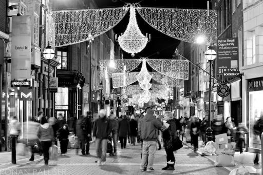 grafton street dublin christmas party dublin brasserie sixty6 restaurants in dublin